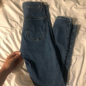 Top shop Joni jeans W28 L30